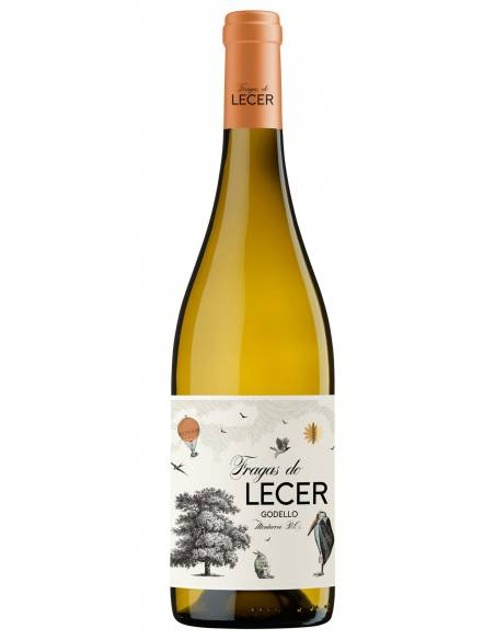 Fragas do Lecer 2018 CAJA 12 botellas