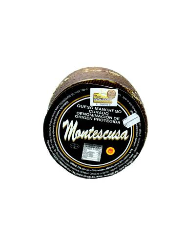 Queso manchego curado Montescusa 3.2 Kg